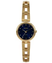 Prisma Dames Horloge Harmony Curle Goud P.1952