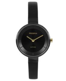 Prisma Dames Horloge Touch Zwart P.1928