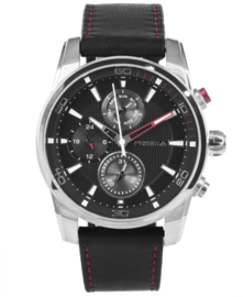 Prisma Heren horloge Traveller time P.1590