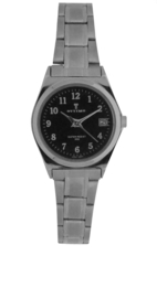 Ottimo Dames horloge zilver zwart OT-WPA084