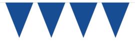 Vlaggen 10 meter Donkerblauw