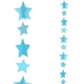 Balloon Tail Sterretjes Blauw