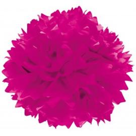 Pompom Fuchsia 3 st.