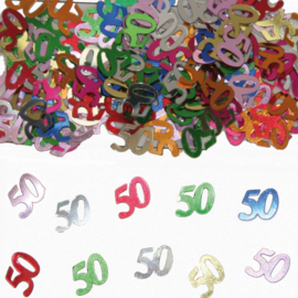 Tafeldecoratie '50'
