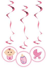 Swirls Baby Meisje