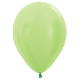 "Sempertex Pearl 12"" Lime Groen zk. á 50 stuks"