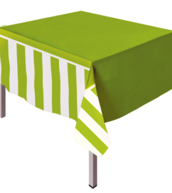 Tafelkleed Gestreept Groen