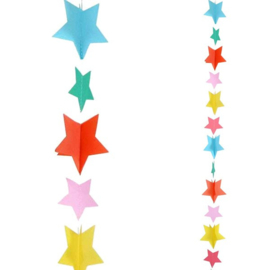 Balloon Tail Sterretjes Multicolor