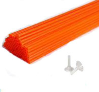 Sempertex Cups & Sticks Oranje