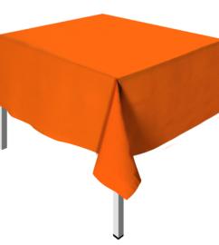 Tafelkleed Oranje