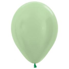 """Pearl Groen 12""""(30cm) 50 st."""