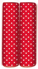 Serpentine Polka Dots Rood