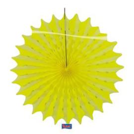 Honeycomb 45cm Neongeel