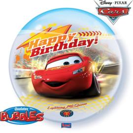 Bubbles Verjaardag Cars