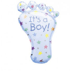 Folie Ballon 'It's a boy' 32""