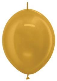 "Link-O-Loon Goud (12""(30cm) 50 st."