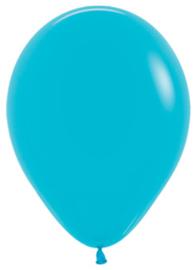 "Caribbean Blauw 5""(10cm) 50 st."