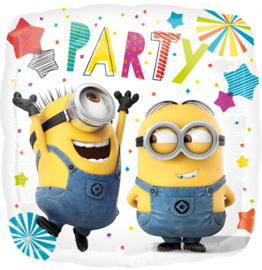 Minion Ballon, Party 17""