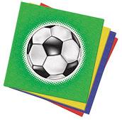 Servetjes Voetbal