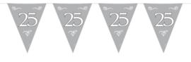 Vlaggenlijn 10 meter 25 jaar