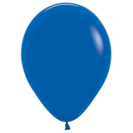 "Fashion Royal Blauw 12""(30cm) 50 st."