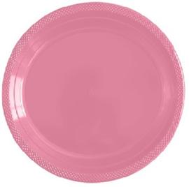 Bordjes Groot Roze 23cm