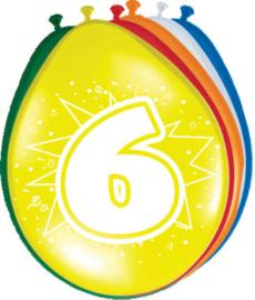 Ballonnen 30cm 08206