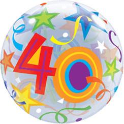 Bubble 40e Verjaardag