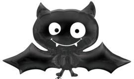 Vleermuis Supershape Zwart