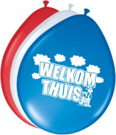 Ballonnen Welkom Thuis 30 cm