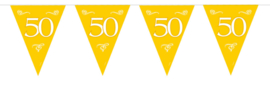 Vlaggenlijn 10 meter 50 jaar
