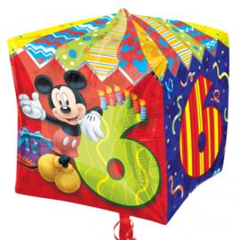 Sempertex 6e Verjaardag Mickey Mouse