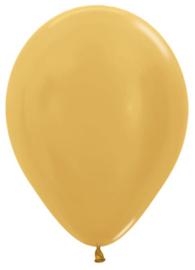 Metalic Goud 12: (30cm) 50 st.