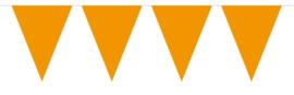 Vlaggen 10 meter Oranje