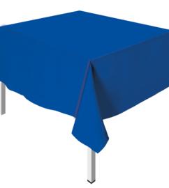 Tafelkleed Royal Blue