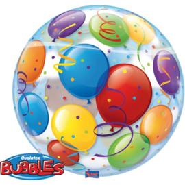 Bubbles Ballonnen Slingers Bont