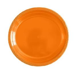 Bordjes Klein Oranje 15cm