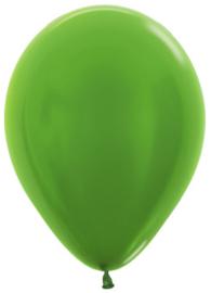 "Sempertex Metallic 12"" Lime Groen"