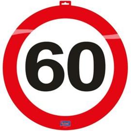 Verkeersbord '60' 47cm