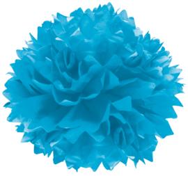 Pompom Caribbean Blue 3 st.