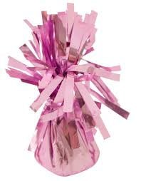 Ballongewicht Folie Roze