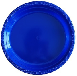 Bordjes Royal Blue Groot 23cm