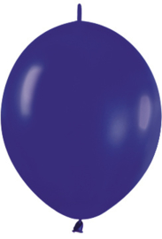 "Link-O-Loon Royal Blauw 12""(30cm) 50st."