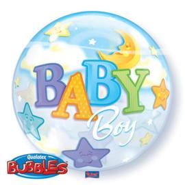 Bubbles Geboorte Jongen