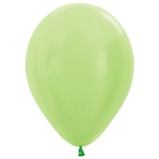 "Pearl Lime Groen 12""(30cm)"