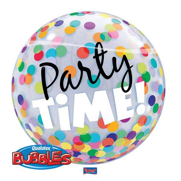 Bubbles Verjaardag Party Time