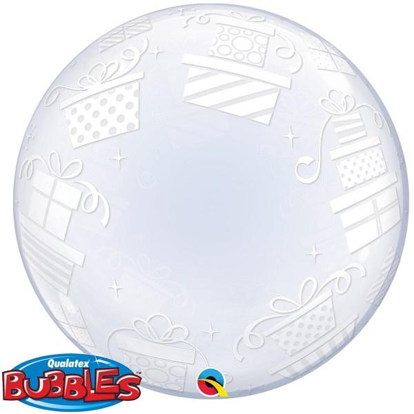 """Deco Bubble Kadootjes 24"""""""