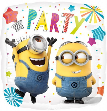 """Minion Ballon, Party 17"""""""