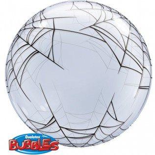 """Deco Bubble Spinnenweb 24"""""""