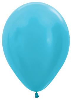 "Pearl Caribbean Blauw 12""(30cm)"